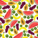 Modell för ny frukt Royaltyfria Bilder