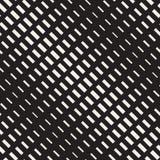 Modell för sömlös övergång för rektangel för vektor geometrisk rastrerad diagonal stock illustrationer