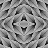 Modell för sömlös diamant för design geometrisk Arkivfoton