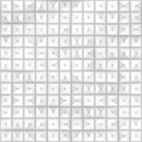 Modell för sömlös lutning för gråskala för raster fyrkantig belägga med tegel geometrisk fyrkantig subtil Royaltyfri Bild