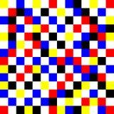 Modell för Squere abstrakt begreppbakgrund Arkivbilder