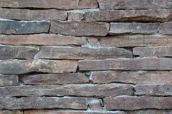 Modell för stenvägg. Arkivbilder