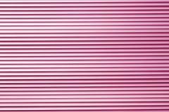 Modell för vägg för lager för rosa färgfärgmetall Royaltyfri Foto
