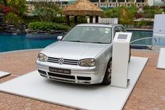 Modell för Volkswagen Golf dropp 1997-2003 Royaltyfri Bild