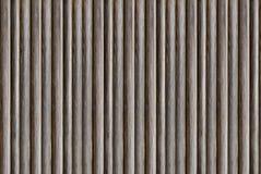 Modell för yttersida för palett för journaler för vertikala band grå Fotografering för Bildbyråer