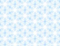 Modell från snöflingan Royaltyfria Bilder