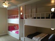 Modell Home Royaltyfri Fotografi