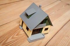 Free Modell House Stock Photo - 39337700