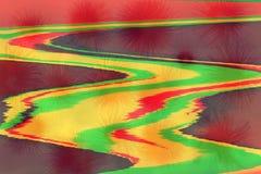 Modell och design för abstrakt färg härlig för bakgrund Arkivfoton
