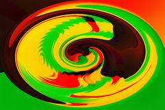 Modell och design för abstrakt färg härlig för bakgrund Arkivbilder
