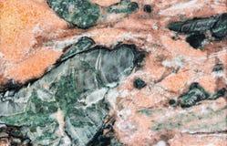 Modell och textur av stenen Fotografering för Bildbyråer