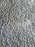 Modell på murbrukväggen Arkivfoto