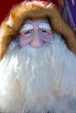 modell santa för julclaus fader Royaltyfri Foto