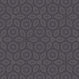 modell Stilfull abstrakt textur Upprepa geometriska tegelplattabeståndsdelar royaltyfri illustrationer