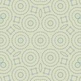 modell Stilfull abstrakt textur Upprepa geometriska tegelplattabeståndsdelar garnering royaltyfri illustrationer