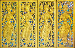 Modell Thailand. Royaltyfri Bild