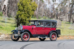 Modell A Tourer för 1929 Ford Royaltyfria Foton