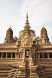 Modell von Angkor Wat bei Wat Phra Kaew Lizenzfreies Stockbild