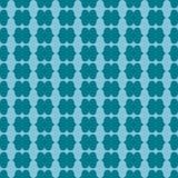 Modellabstrakt begreppblått Royaltyfri Bild