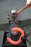 Modellatura calda del pattino Immagine Stock Libera da Diritti