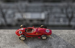 Modellbau des Oldtimers Lizenzfreies Stockbild