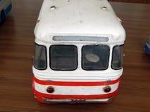 Modelle von Oberleitungsbusen, Modelle der Stadt elektrisch lizenzfreies stockbild