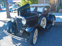 1930 modelleer A Ford Royalty-vrije Stock Afbeelding