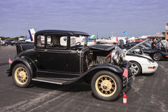 1931 modelleer Ford Car Stock Afbeelding