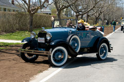 1930 modelleert Ford A Stock Foto