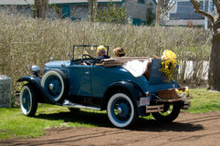 1930 modelleert Ford A Stock Afbeelding