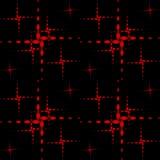 Modellen av Röda korsen vektor illustrationer