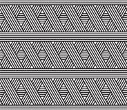 Modellen av raka linjer Arkivfoton