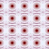 Modellen av spiralerna Arkivfoto