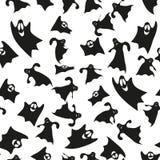 Modellen med svart är spökskrivare på en vit bakgrund Royaltyfri Fotografi
