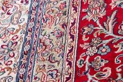 Modeller av orientaliska mattor royaltyfri bild