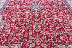Modeller av orientaliska mattor Royaltyfria Bilder