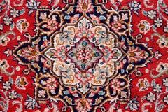 Modeller av orientaliska mattor royaltyfri fotografi