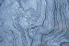 Modeller och texturer av naturlig grå färger och svart marmorerar väggar för Arkivfoton