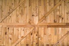 Modeller och texturer av wood väggar royaltyfri foto