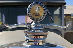 Modellera en Ford Coupe 1930 Arkivbilder