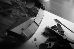 Modellera för plastellina Royaltyfri Fotografi