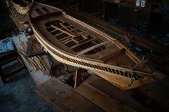Modellera för skepp Royaltyfria Bilder