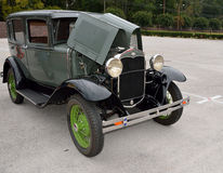 Modellera T Ford Arkivbild