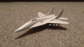 modellflygplan MIG29 Fotografering för Bildbyråer
