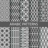 Modelli arabi Fotografia Stock