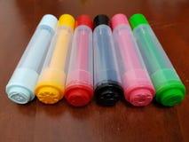 Modelli colorati Fotografie Stock