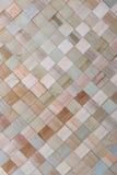 Modelli del bambù del tessuto Fotografia Stock Libera da Diritti
