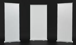 Modelli del cumulativo su fondo nero Fotografie Stock Libere da Diritti
