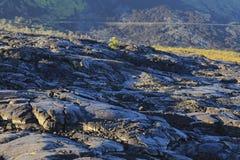 Modelli della lava Fotografie Stock Libere da Diritti
