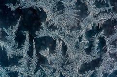 Modelli della neve Immagine Stock Libera da Diritti